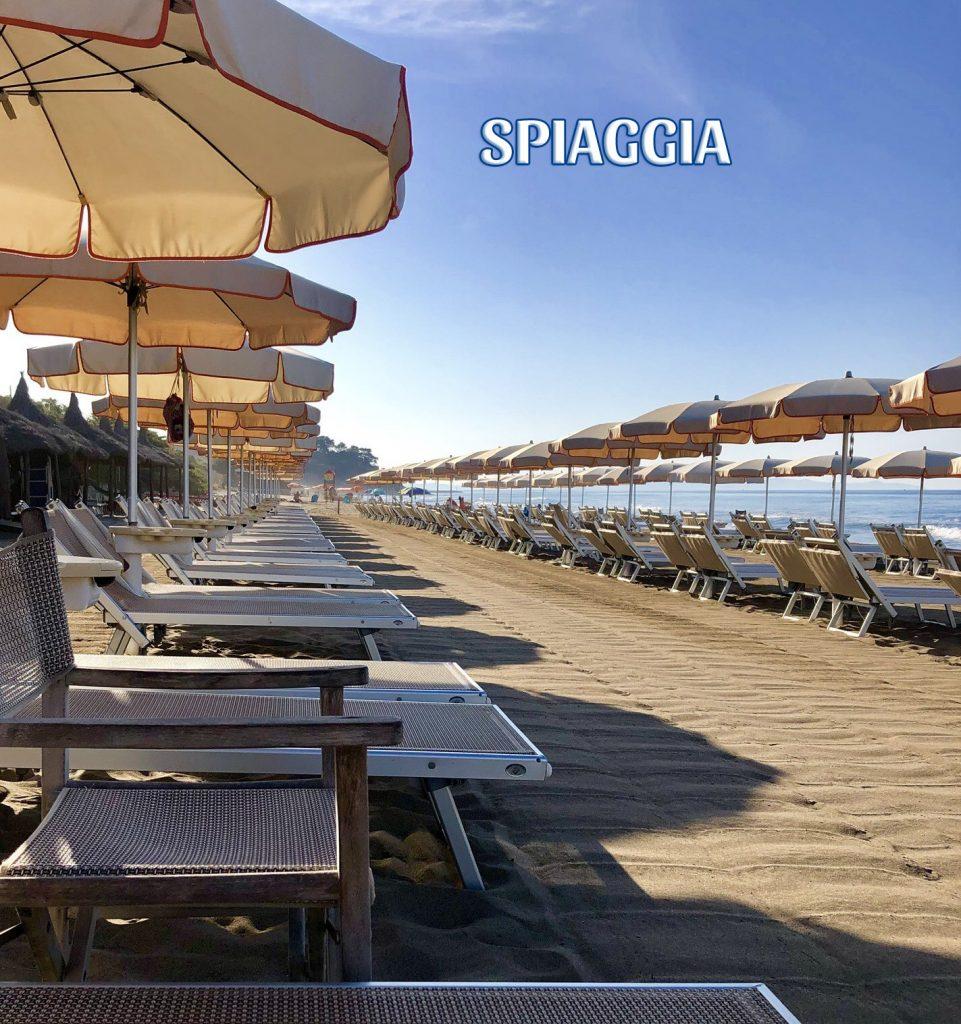Spiaggia - Stabilimento balneare Le Cannucce